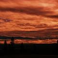 Gazing Northwest Of Cranbrook by Jeff Swan