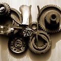 Gears IIi by Jan Brieger-Scranton