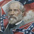 General Robert E Lee by Linda Eades Blackburn