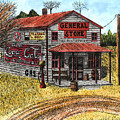 General Store by Mike OBrien