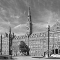 Georgetown University Healy Hall by University Icons