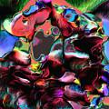 Geranium Gone Wild by Dee Flouton