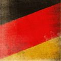 German Flag by Setsiri Silapasuwanchai