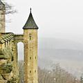 Germany - Elbtal From Festung Koenigstein by Christine Till