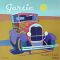 Gertie Model T by Evie Cook