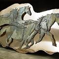 Ghost-herd Sold by Steve Mudge