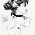 Gibson: Gibson Girl, 1905 by Granger