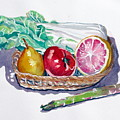 Gift Basket by Jan Bennicoff