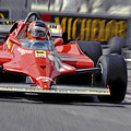 Gilles At Long Beach by Mike Flynn