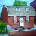 Gingerbread House by Sheila Mashaw