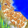 Giraffe by J R Seymour