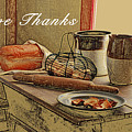 Give Thanks by Michael Peychich