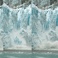 Glacier Calving Sequence 2 V2 by Robert Shard