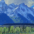 Glacier Gulch by Lanny Grant