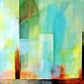 Glass Houses Vi by Josie Duff