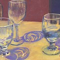 Glasslights by Sharon E Allen