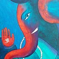 God Ganesha by Sanjay Punekar