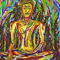 Golden Buddha by Robert SORENSEN