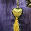 Golden Fringe by Shlomo Zangilevitch