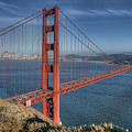 Golden Gate by Andreas Freund