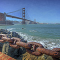 Golden Gate Bridge by Everet Regal