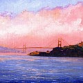 Golden Gate Bridge by Frank Wilson
