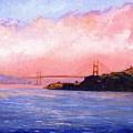 Golden Gate Bridge by Frank Wilson