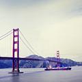 Golden Gate Bridge by Michael Filonow