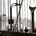 Golden Gate Suspension by Marilyn Hunt