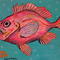 Golden Redfish by Emily Reynolds Thompson
