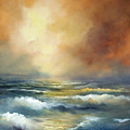 Golden Sea by Sally Seago