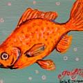 Goldfish by Emily Reynolds Thompson