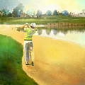 Golf In Club Fontana Austria 02 by Miki De Goodaboom