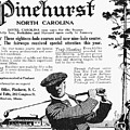 Golf: Pinehurst, 1916 by Granger