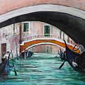 Gondolas by Angel Ortiz