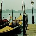 Gondolas by Ian  MacDonald
