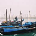 Gondolas by Kathy Schumann