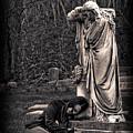 Goth At Heart - 3 Of 4 by Scott Wyatt