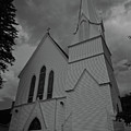 Grace In Black And White by Paul Mangold