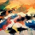 Gracefully  by Frances Ku