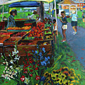 Grafton Farmer's Market by Allison Coelho Picone