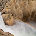 Grand Canyon Of The Yellowstone II by Clarence Holmes