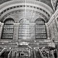 Grand Central Terminal Station by Susan Candelario
