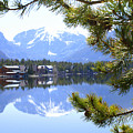 Grand Lake Co Mt Baldy Spring 2007 by Jacqueline Russell