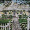Grand Old Home by Serena Valerie Dolinska
