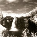 Grand Portage Falls by Patricia Bigelow