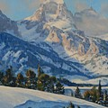 Grand Teton by Lanny Grant