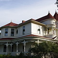 Grand Victorian Mansion  by Jeff Lowe