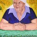 Granny Katiya by Svetlana Vinokurtsev