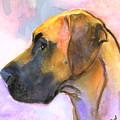 Great Dane by Mary Jo Zorad